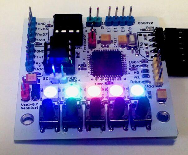 Sulautetun järjestelmän prototyypin valmistus Osa 2